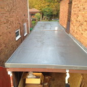 Flat roofing in Luton